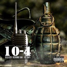 DJ Lil Keem - 10-4 Cover Art