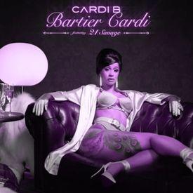 Cardi B - Bartier Cardi  (Slowed and Chopped DJ Lil M RMX)