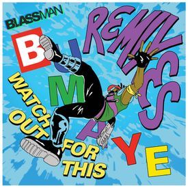 Major Lazer Ft. Daddy Yankee - Watch Out For This [Dj Bla$$man] Reload!