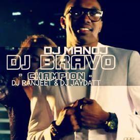 DJ BRAVO CHAMPION