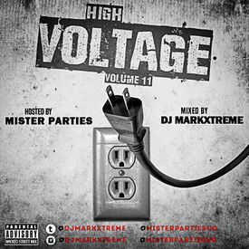 DANCEHALL MIX 2016 (HIGH VOLTAGE VOL 11) @DJMARXTREME HOSTED BY Mr. PARTIES