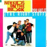 DJ Mickey Knox - The Right Stuff (Mickey Knox Moombahton Mash) Cover Art
