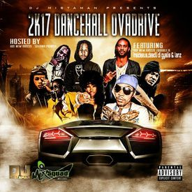2k17 DANCEHALL OVADRIVE HOSTED BY SAVANA PAINTER