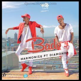 Harmonize Ft. Diamond Platnumz - Bado | DJ Mtes