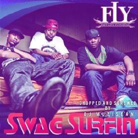 F.L.Y. - Swag Surfin (feat. Jitt Lee) (Chopped & Screwed by DJ MuziSean)