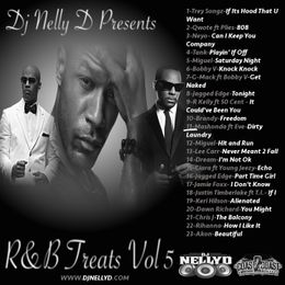 Dj Nelly D - 09-R Kelly ft 50 Cent - It Could've Been You