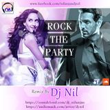 DJ NIL - ROCK THE  PARTY  MIX BY DJ NIL Cover Art