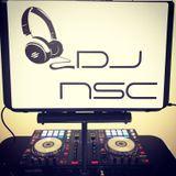 DJ NSC - Trap Mix 4 Cover Art