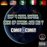DJ Nucleus - Coast 2 Coast Cover Art