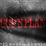 DJ Pain 1 - God's Plan Cover Art