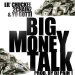 DJ Pain 1 - Big Money Talk Cover Art