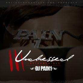 DJ Pain 1 - Undressed Instrumentals 3 Cover Art