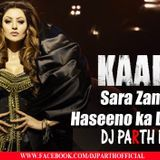 DJ PARTH - SAARA ZAMANA(KAABIL)-DJ PARTH(DEMO VERSION) Cover Art