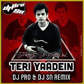 Teri Yaadein (Shrey Singhal) - DJ PRO & DJ SN Remix