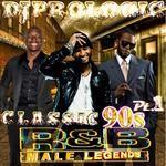 Dj Prologic - Classic 90's Male RnB Legends Mix Part 1 Cover Art
