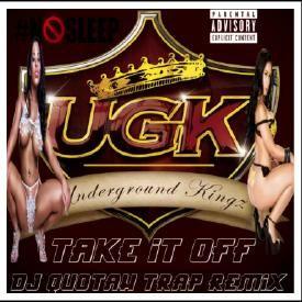 Take It Off [DJ Quotah Trap Remix]