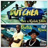 DJ Quotah - Outchea [DJ Quotah Trap Remix] Cover Art