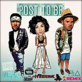 DJ Quotah - Post To Be [DJ Quotah Twerk Remix] Cover Art