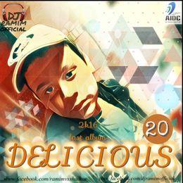 DJ RAMIM DUBAI - 02.Dekhte Hi Pyaar (Ft. Anita Rai) - DJ RAMIM Mix Cover Art