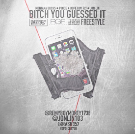Fetty Wap RGF Productions x Bitch You Guessed It
