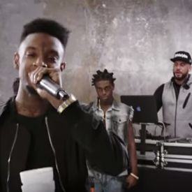 Kodak Black, 21 Savage, Lil Uzi Vert, Lil Yachty 2016 XXL Freshmen Cypher
