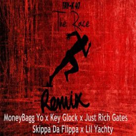 The Race Remix Ft. MoneyBagg Yo , Key Glock , Lil Yachty , Just Rich Gates