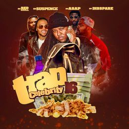 Dj Red Skull DGBSM - Trap Celebrity 16 Hosted by Dj Red Skull,Dj Suspence,Dj Disspare,Dj Asap Cover Art