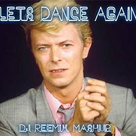 Let's Dance Again(David Bowie Mashup)PROMO USE ONLY