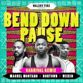 Bend Down Pause - Remix