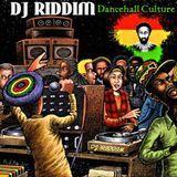 DJ Riddim - Dancehall Culture 1 - Classic Riddims Remix Cover Art