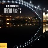 DJ Riddim - Height Nights Cover Art