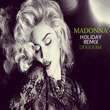 DJ Riddim - Holiday Remix Cover Art