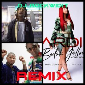 DJ ROCKWIDIT - BODAK YELLOW X ZADDY X NO LIMIT MASHUP 2K17.mp3