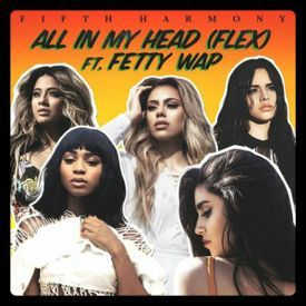 FIFTH HARMONY FT FETTY WAP - ALL IN MY HEAD ROCKWIDIT REMIX