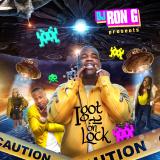 DJ RON G - I GOT IT ON LOCK Cover Art
