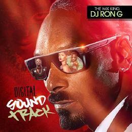 DJ RON G - DIGITAL SOUNDTRACK  Cover Art