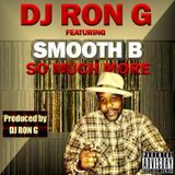 DJ RON G - SO MUCH MORE - CLEAN VERSION Cover Art