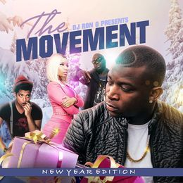 DJ RON G - THE MOVEMENT  Cover Art