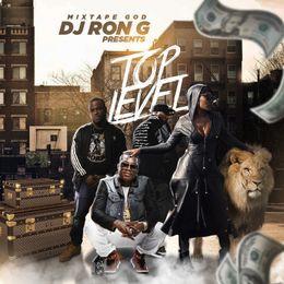 DJ RON G - TOP LEVEL  Cover Art