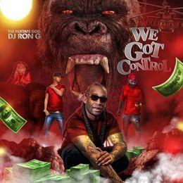 DJ RON G - WE GOT CONTROL  Cover Art