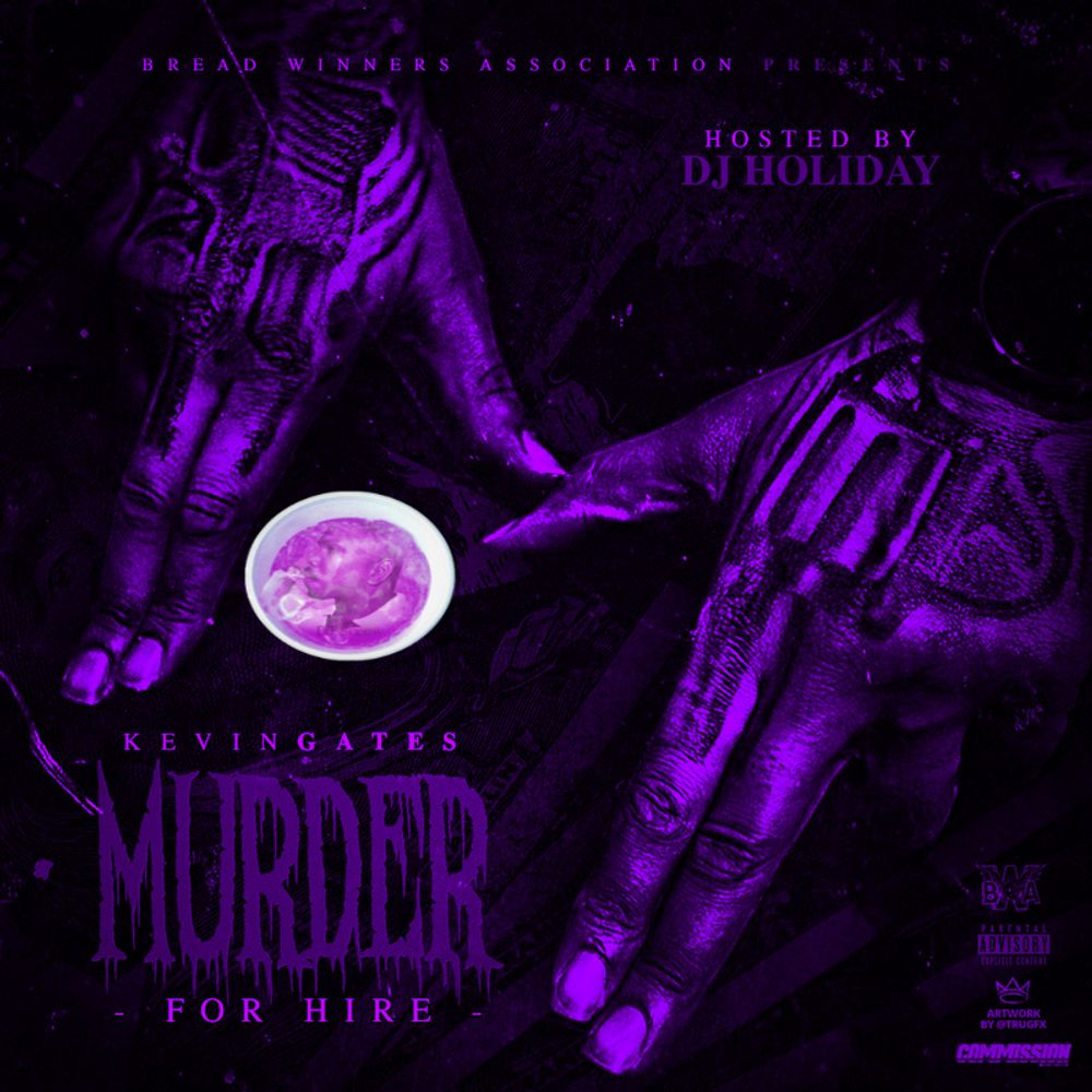 Murder for hire (Chopped to Perfection) by Kevin Gates, from DJ