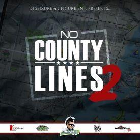DJ Seizure - No County Lines Vol. 2 Cover Art