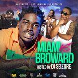DJ Seizure - Miami vs Broward Cover Art
