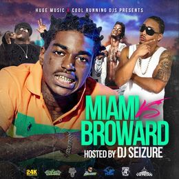 DJ Seizure - Miami vs Broward Cover Art