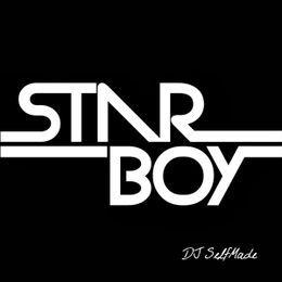 DJ SelfMade - Starboy  Instrumental Cover Art