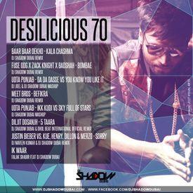 Fuse ODG X Zack Knight X Badshah - Bombae | DJ Shadow Dubai Remix