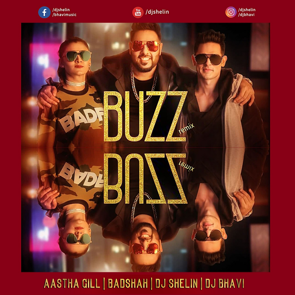 Buzz (Aastha Gill Feat Badshah) - Dj Shelin & Dj Bhavi Remix