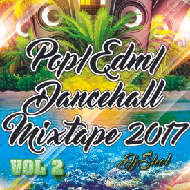 EDM-POP-DANCEHALL MIXTAPE 2017-VOL 2-DJ SHOL[MFS]