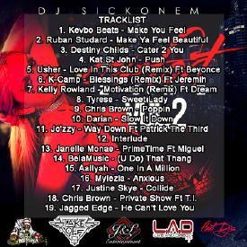 6. Blessings (Remix) Ft Jeremih