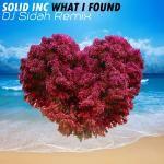DJ Sidah - What I Found (DJ Sidah Remix) Cover Art
